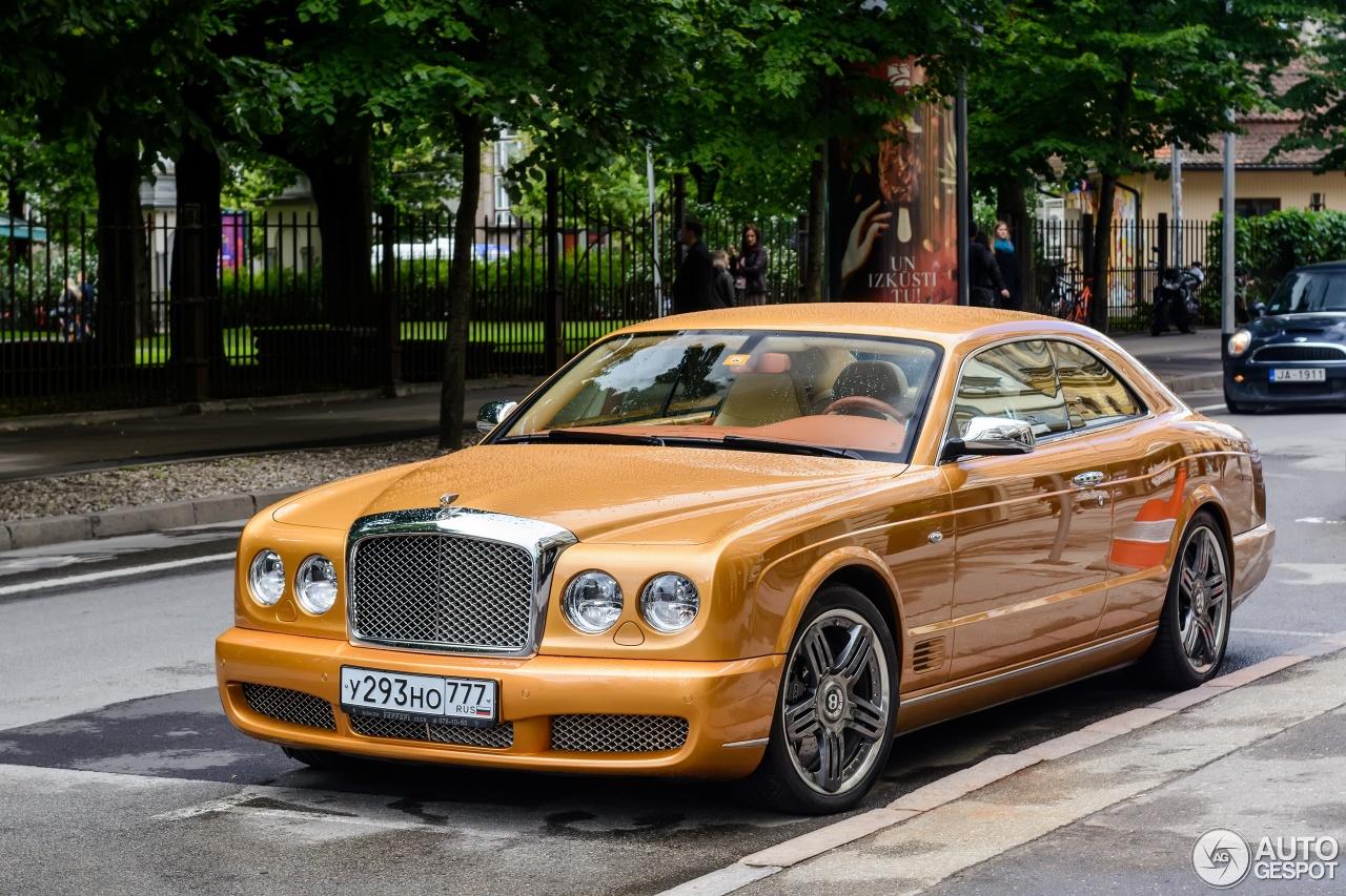 Bentley Brooklands 2008 - 12 July 2017 - Autogespot