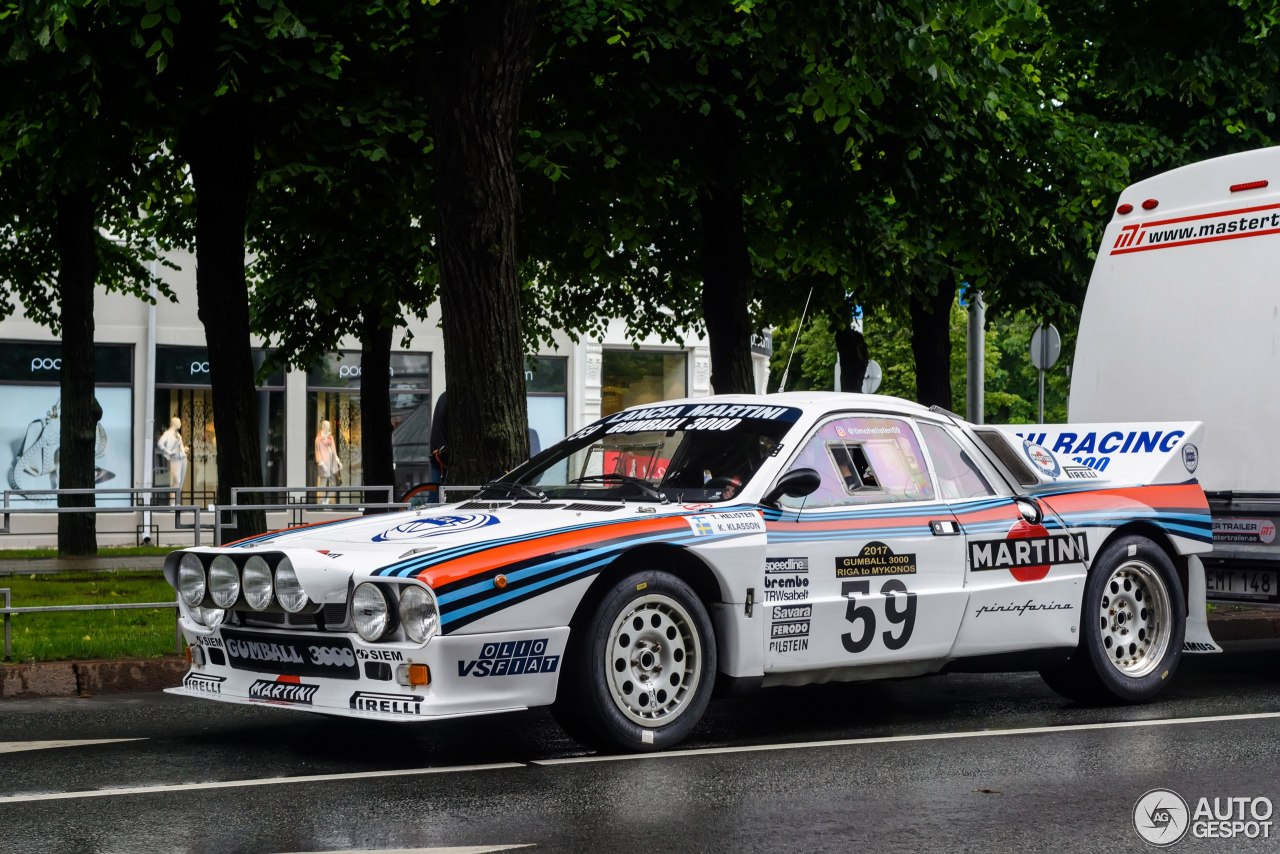 Lancia Stratos For Sale >> Lancia Rally 037 - 12 July 2017 - Autogespot
