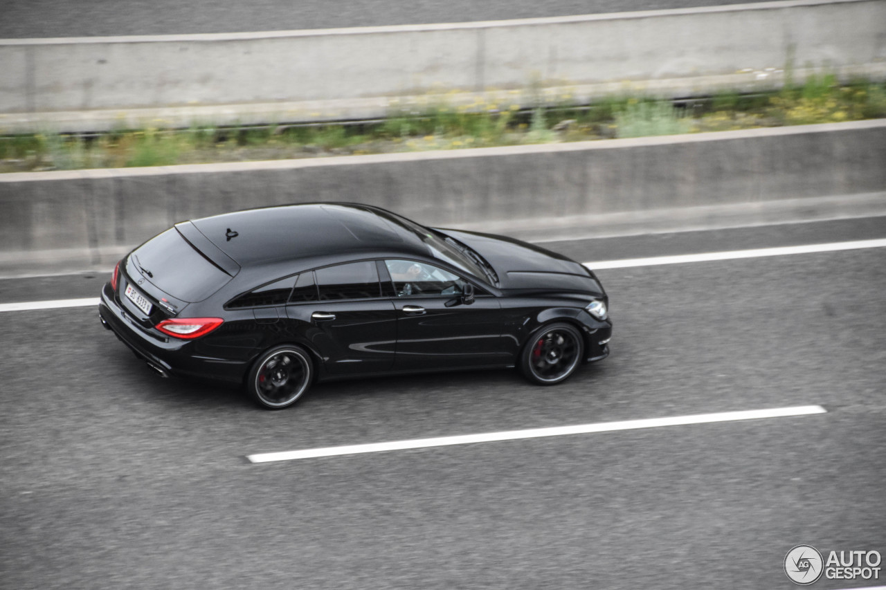Mercedes benz cls 63 amg x218 shooting brake 12 july for 2017 amg cls 63 mercedes benz