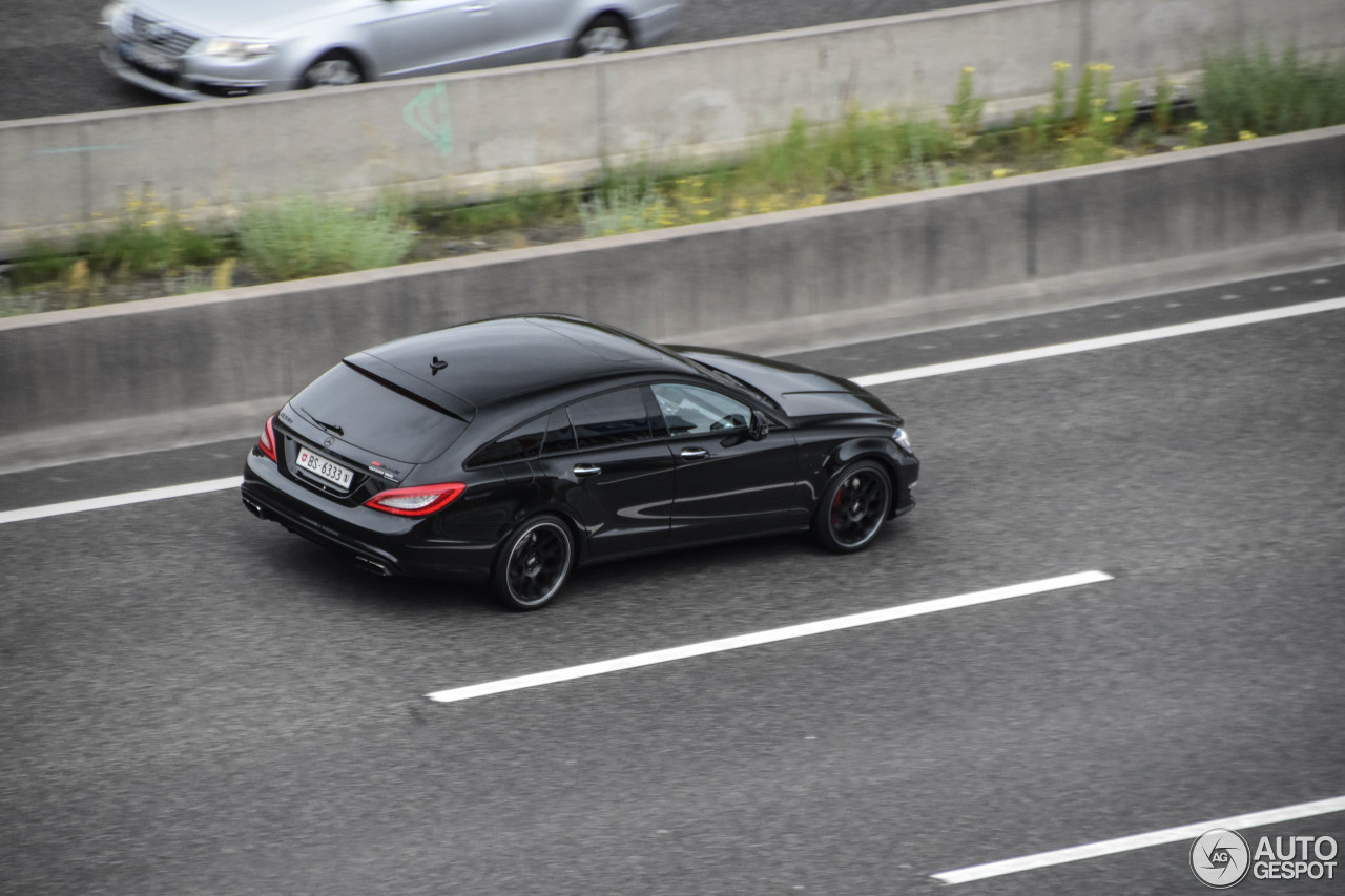 mercedes benz cls 63 amg x218 shooting brake 12 july 2017 autogespot. Black Bedroom Furniture Sets. Home Design Ideas