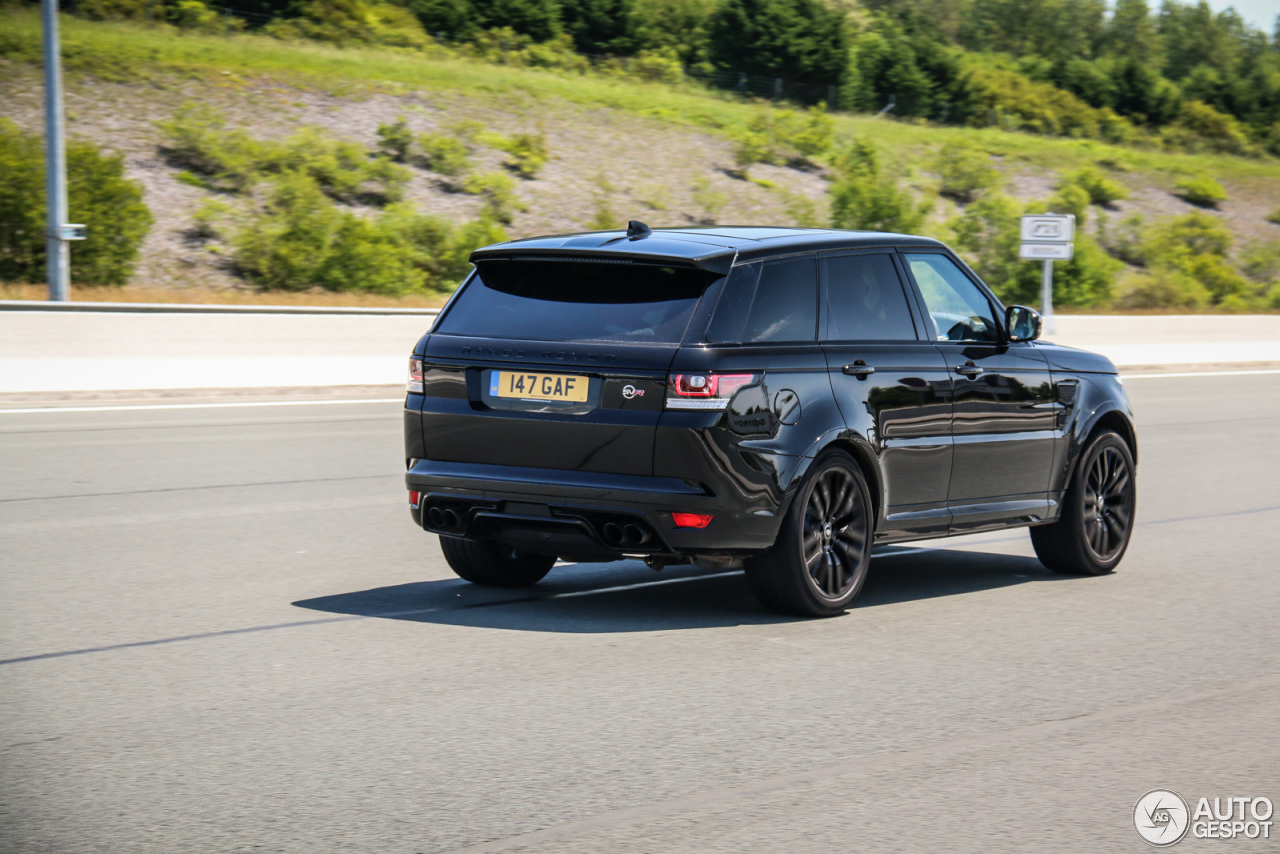 land rover range rover sport svr 13 2017 autogespot. Black Bedroom Furniture Sets. Home Design Ideas
