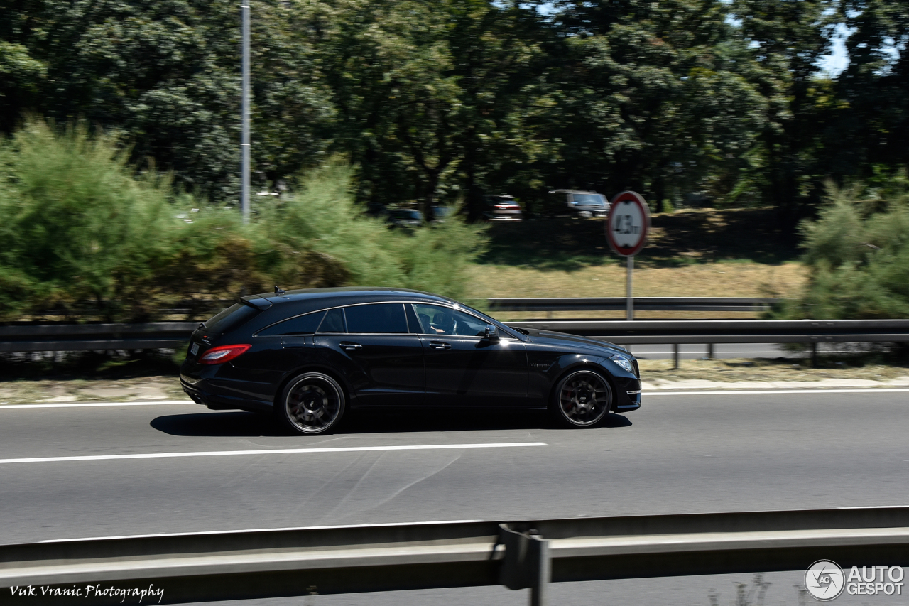 mercedes benz cls 63 amg x218 shooting brake 13 july 2017 autogespot. Black Bedroom Furniture Sets. Home Design Ideas