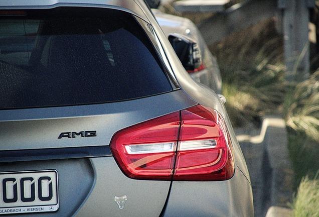 Mercedes-Benz GLA 45 AMG X156