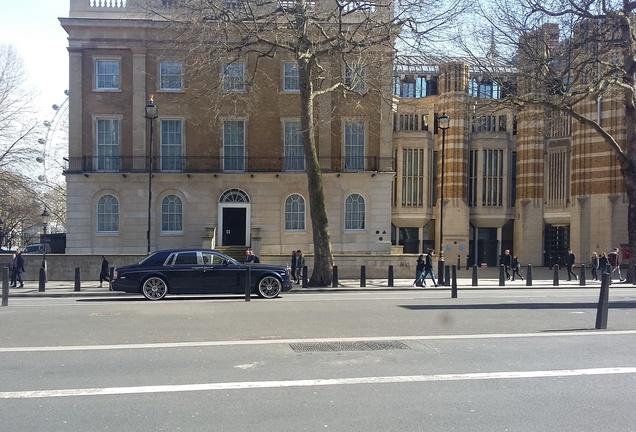 Rolls-Royce Phantom Series II Limelight Collection