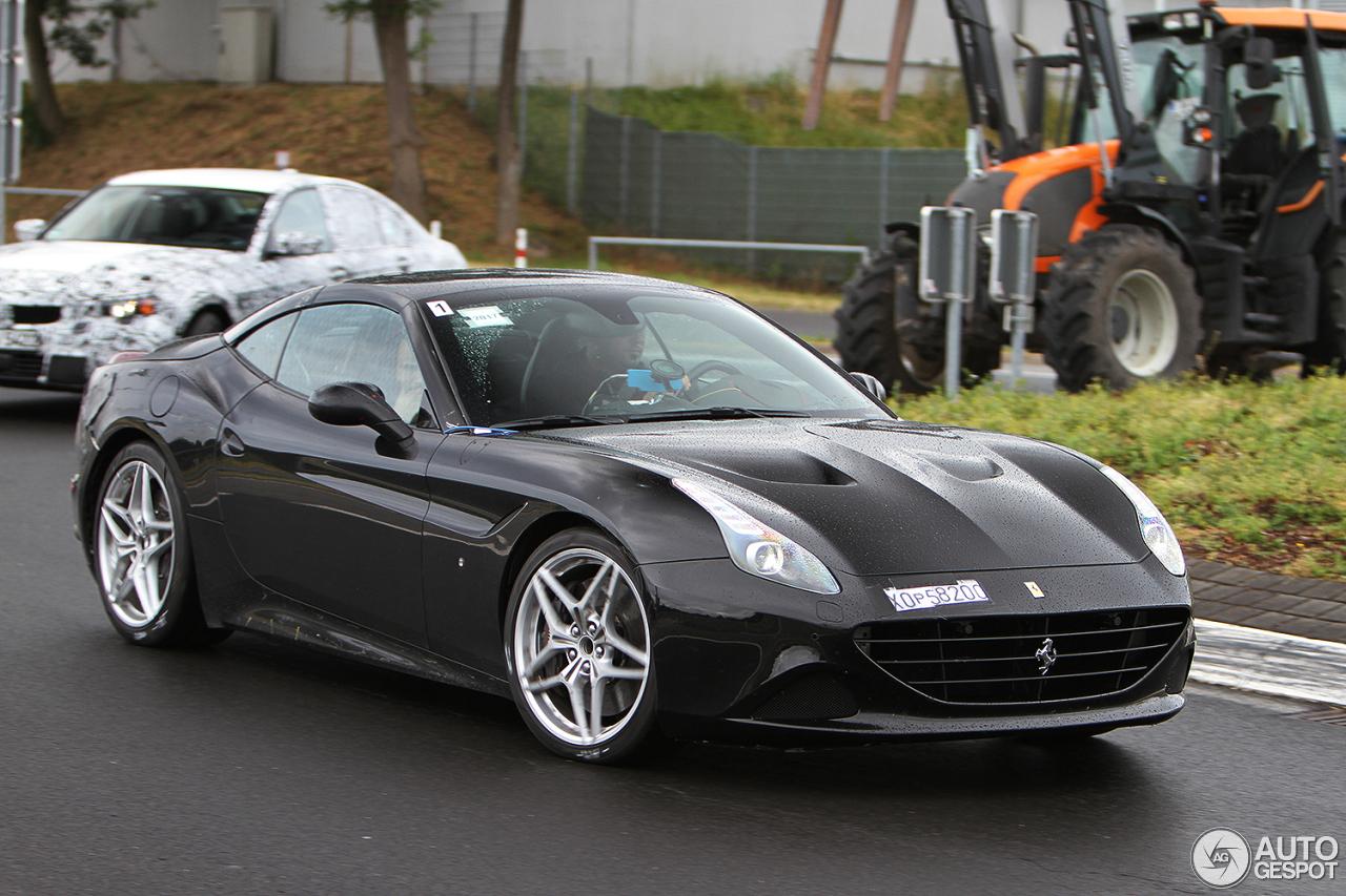 Ferrari Portofino Mule 14 July 2017 Autogespot