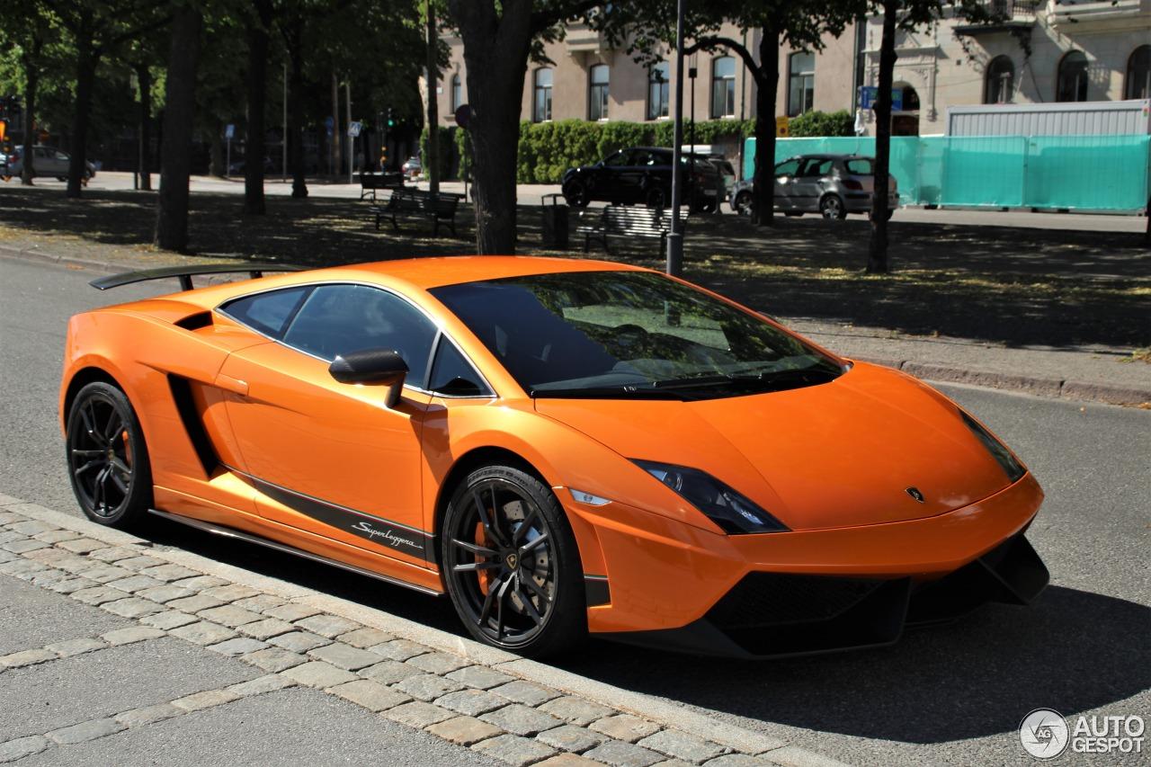 Lamborghini Gallardo LP570-4 Superleggera - 14 July 2017 ...