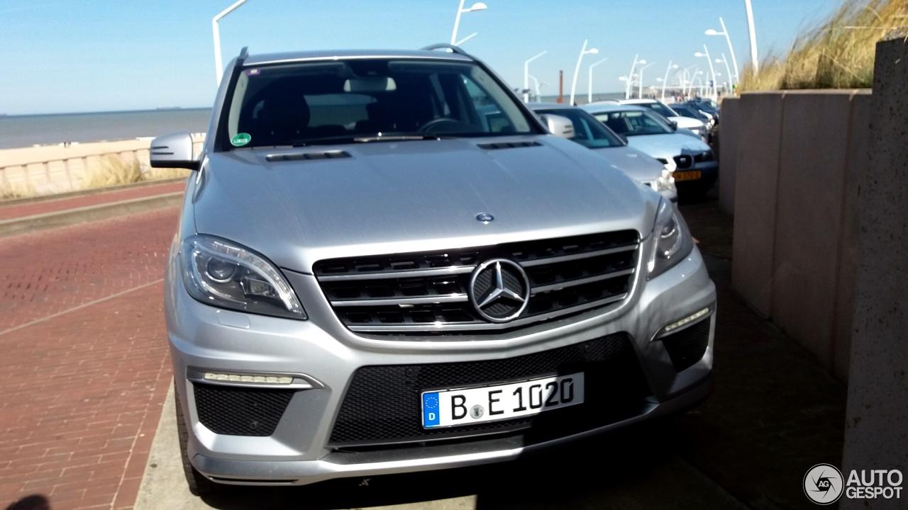 Mercedes benz ml 63 amg w166 14 july 2017 autogespot for Mercedes benz ml 2017