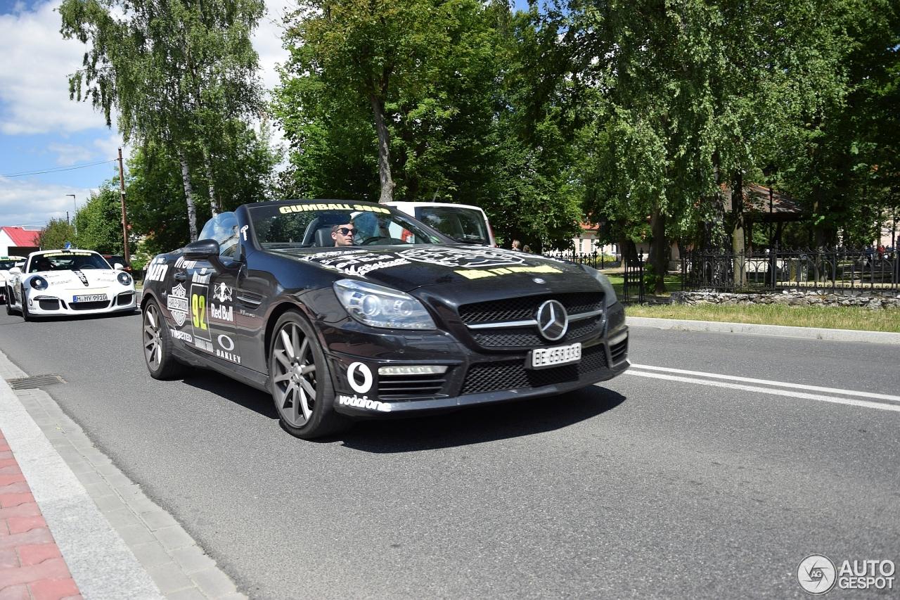 Mercedes benz slk 55 amg r172 14 july 2017 autogespot for Mercedes benz slk amg 2017