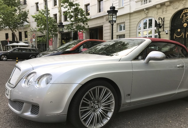Bentley Continental GTC Speed Series 51