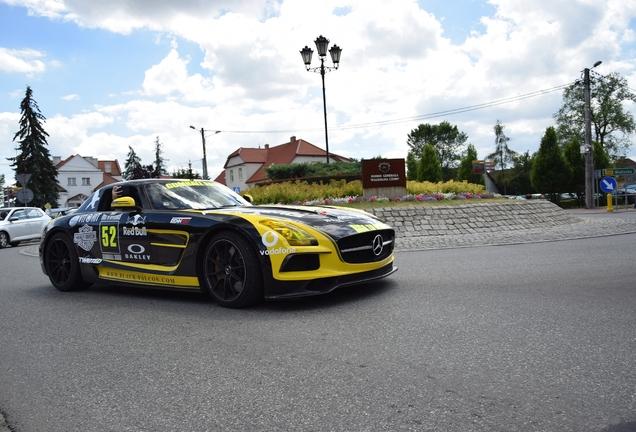Mercedes-Benz Renntech SLS AMG Black Series