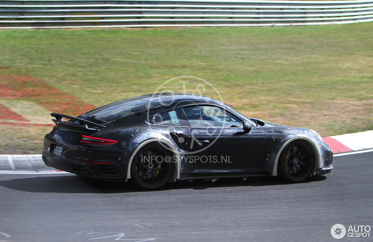 Porsche 992 Turbo S 15 July 2017 Autogespot
