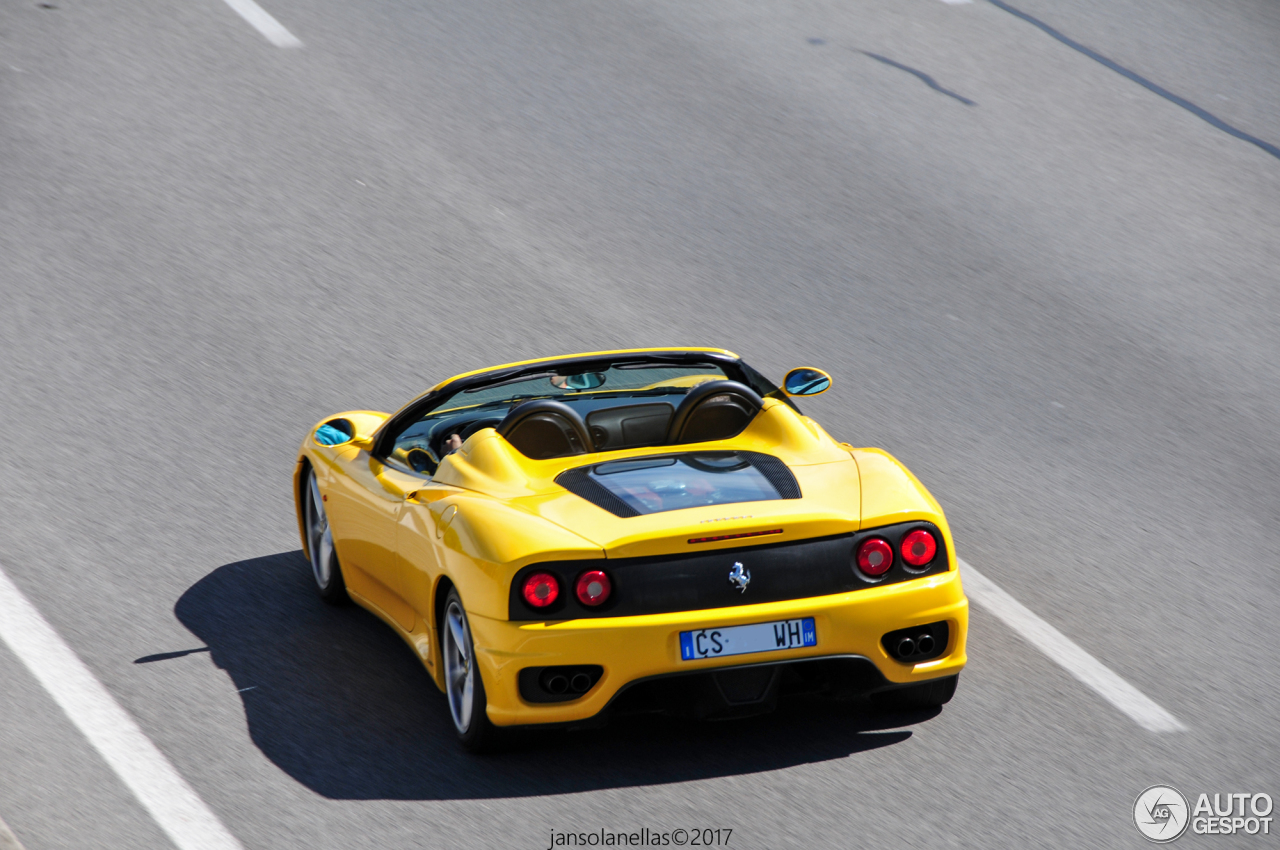 ferrari 360 spider 16 july 2017 autogespot. Black Bedroom Furniture Sets. Home Design Ideas