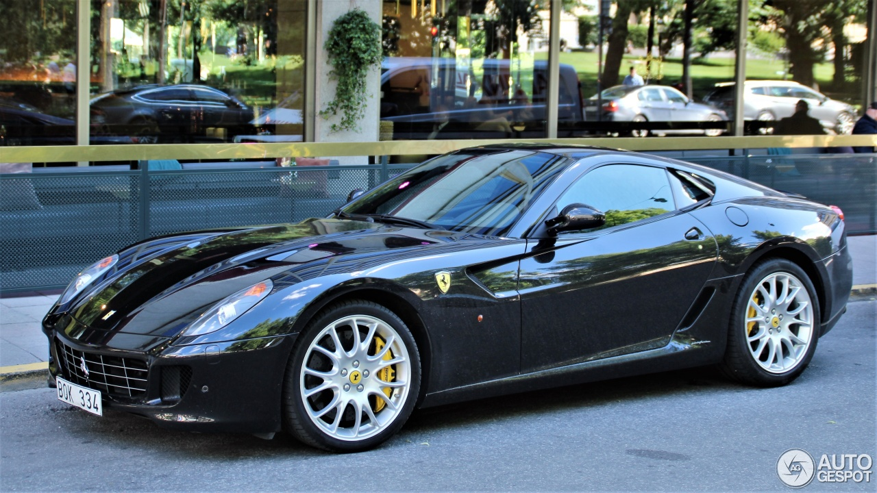 Ferrari 599 gtb fiorano 16 july 2017 autogespot 3 i ferrari 599 gtb fiorano 3 vanachro Image collections