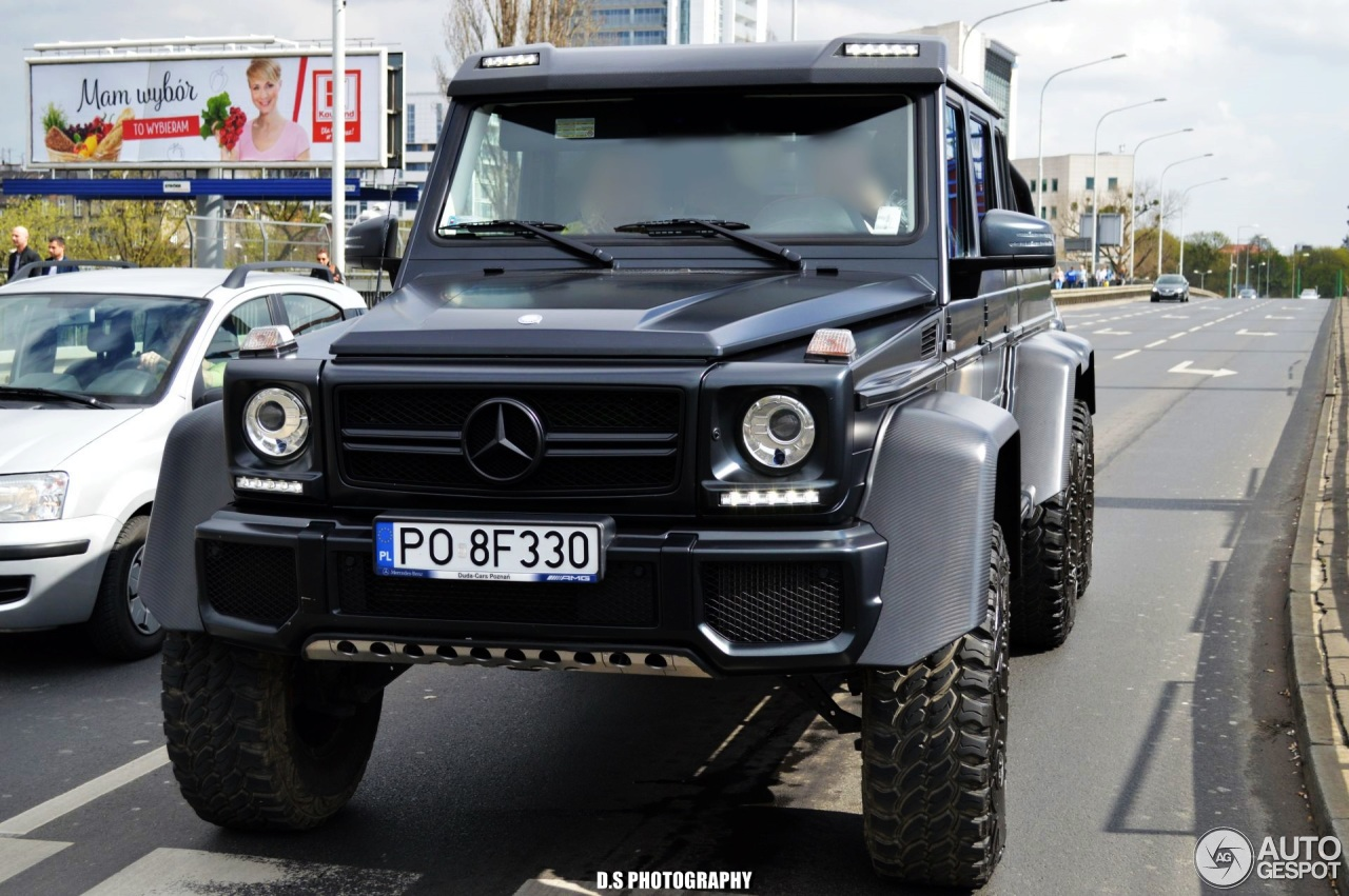 Mercedes benz g 63 amg 6x6 16 lipiec 2017 autogespot for 2017 mercedes benz amg g 63