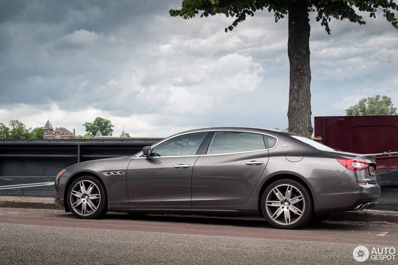 Maserati Quattroporte Diesel 2013 - 17 July 2017 - Autogespot