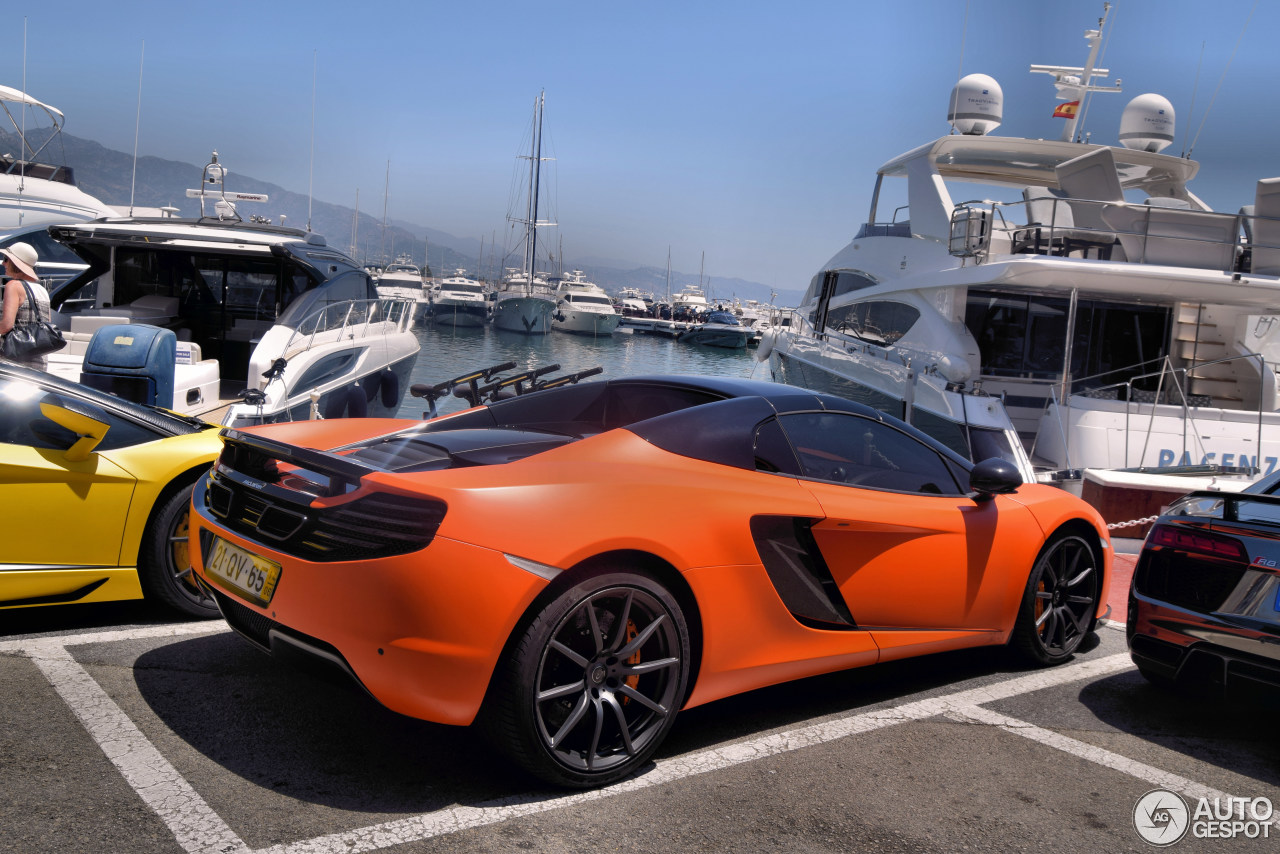 McLaren Gemballa 12C GT Spider - 18 July 2017 - Autogespot