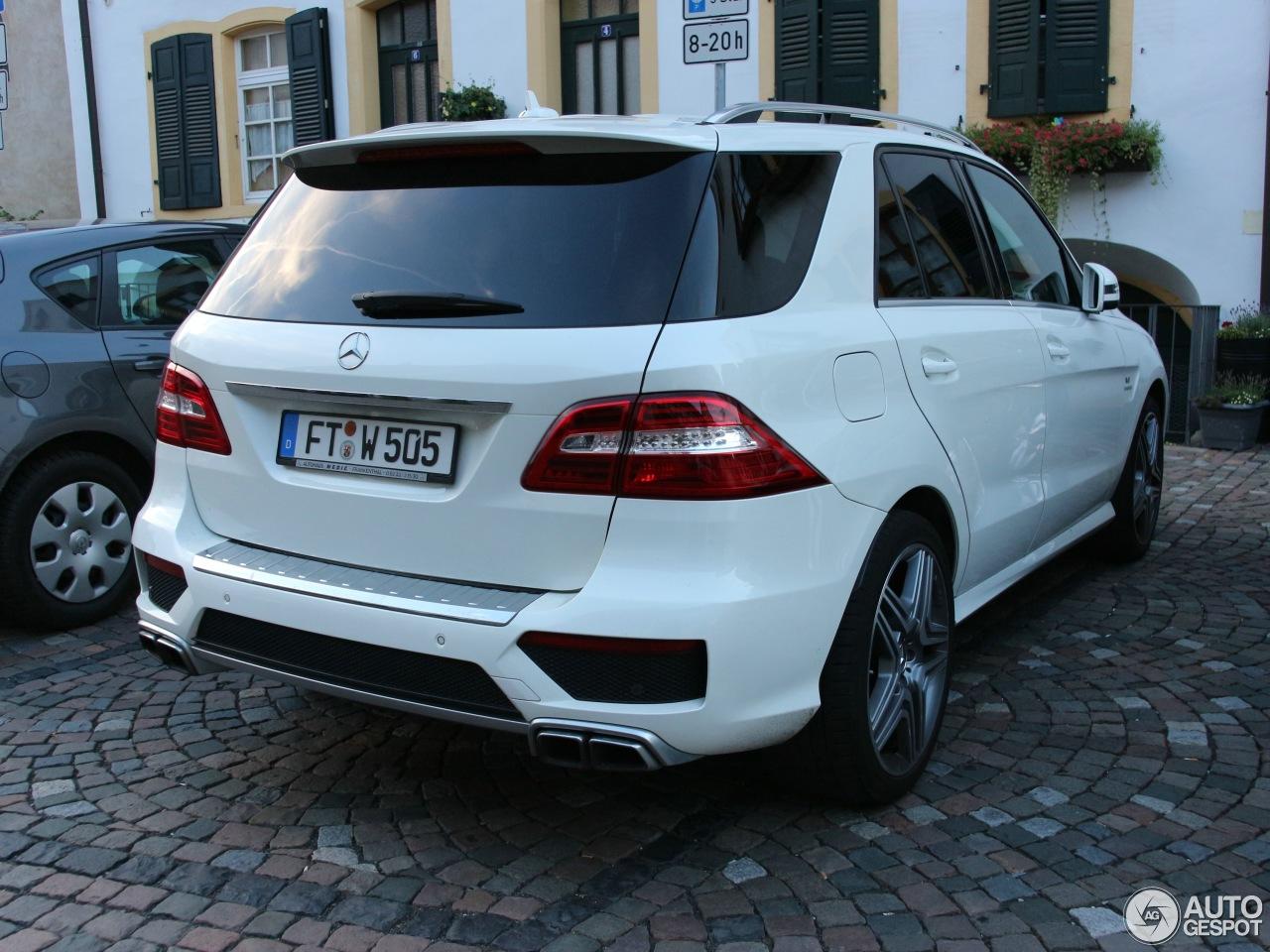 Mercedes benz ml 63 amg w166 18 july 2017 autogespot for Mercedes benz ml 2017