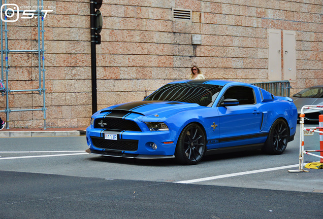 Ford Mustang Shelby GT500 Super Snake 2011