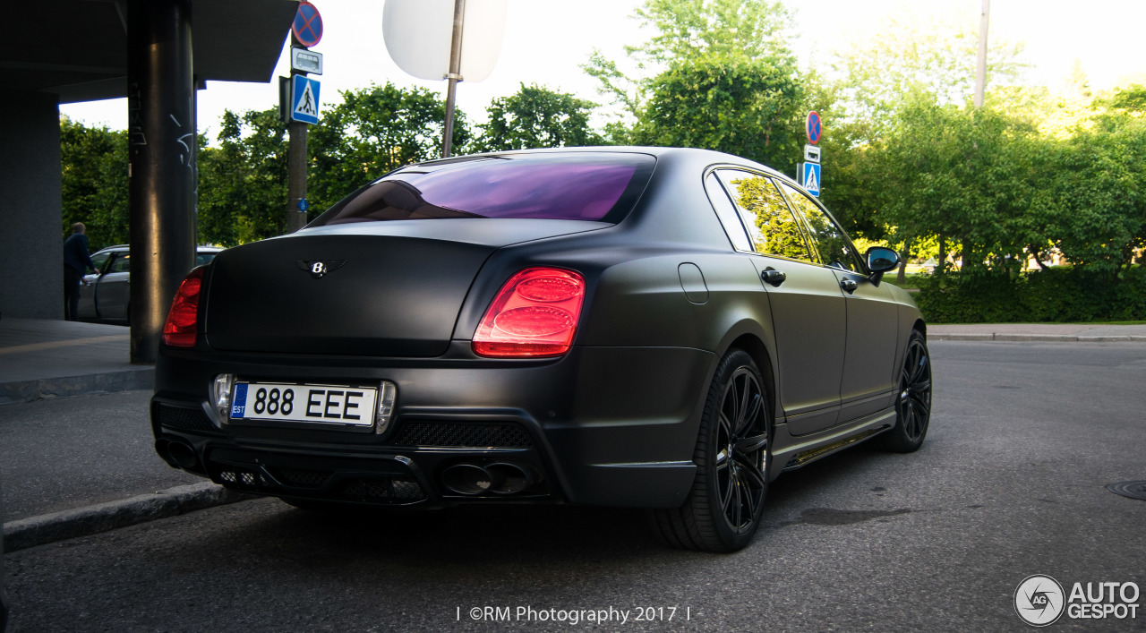Bentley wald continental flying spur speed black bison 19 july 2 i bentley wald continental flying spur speed black bison 2 vanachro Images