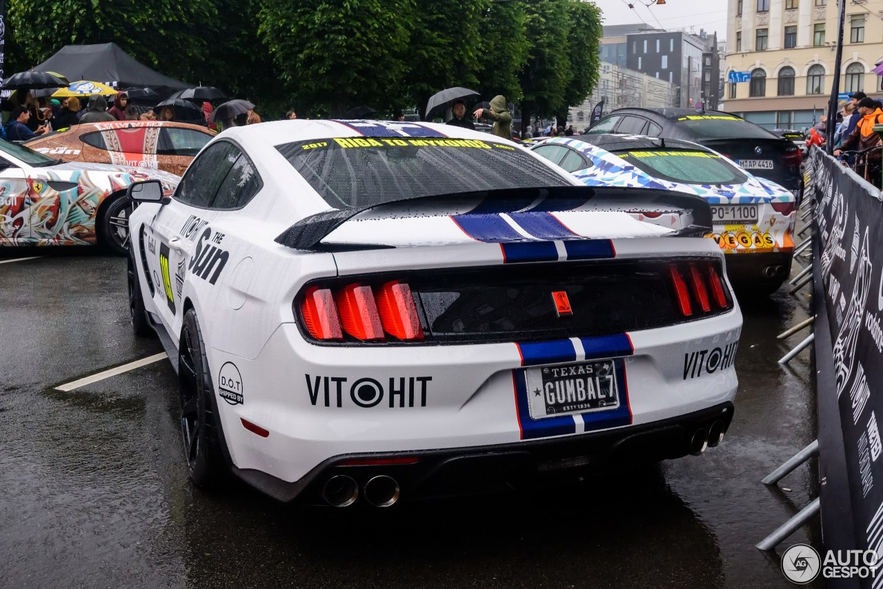 Ford Mustang Shelby GT350R 2015 19 July 2017 Autogespot