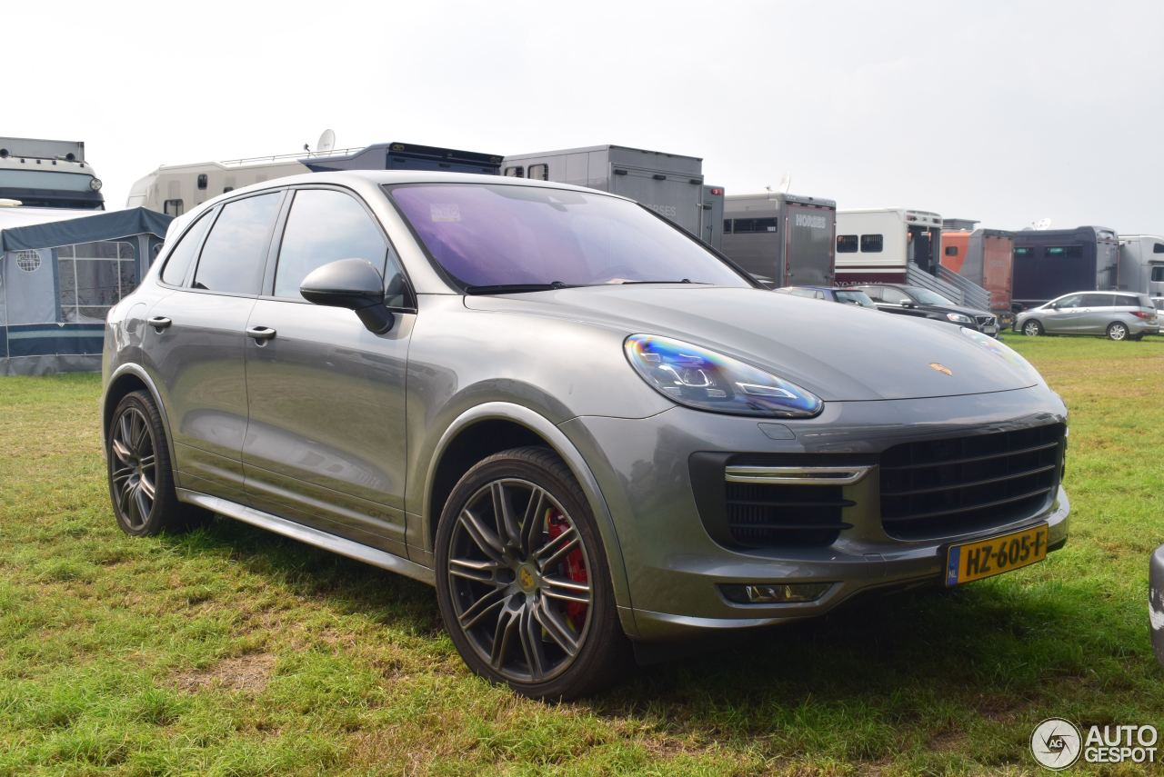porsche 958 cayenne gts mkii 19 juli 2017 autogespot. Black Bedroom Furniture Sets. Home Design Ideas