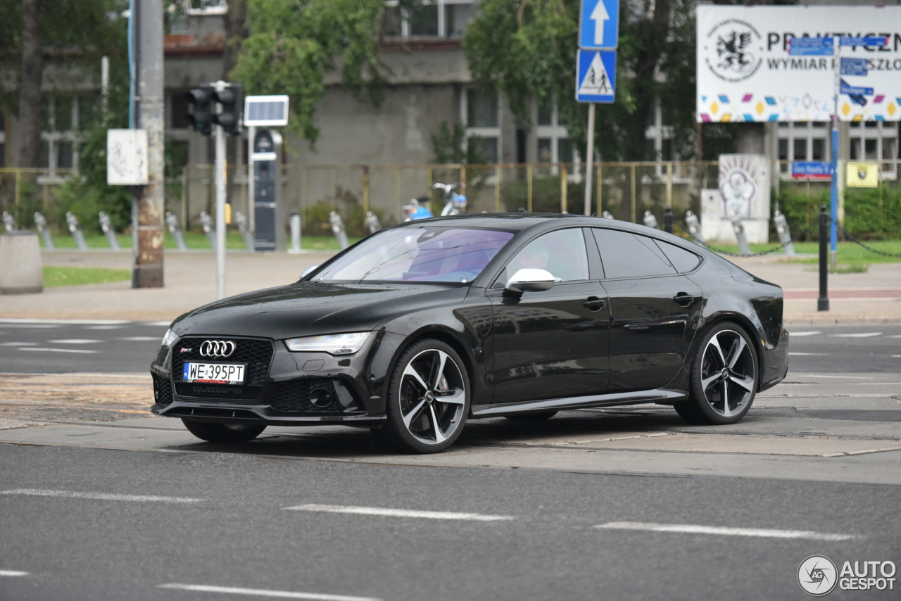 audi rs7 sportback 2015 21 july 2017 autogespot. Black Bedroom Furniture Sets. Home Design Ideas
