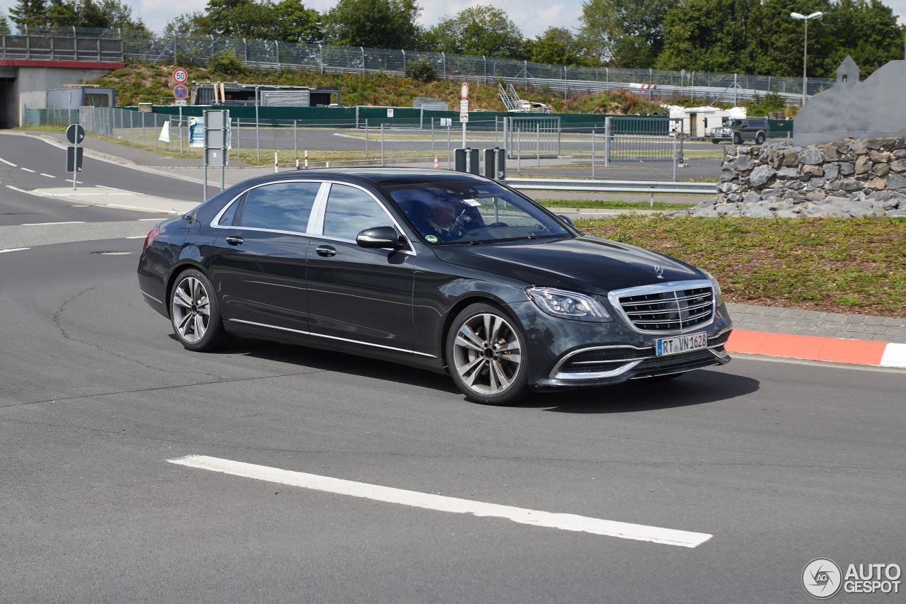 Mercedes maybach s650 2017 21 july 2017 autogespot for Mercedes benz s650