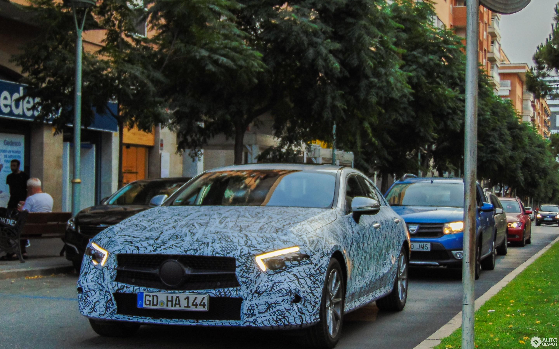 Mercedes-Benz CLS hybrid 2018