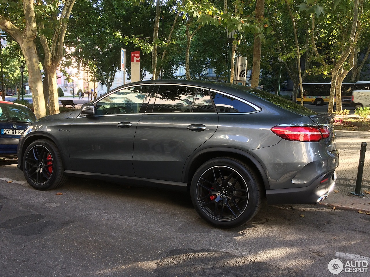 Mercedes amg gle 63 s coup 22 july 2017 autogespot for 2017 mercedes benz amg gle 63
