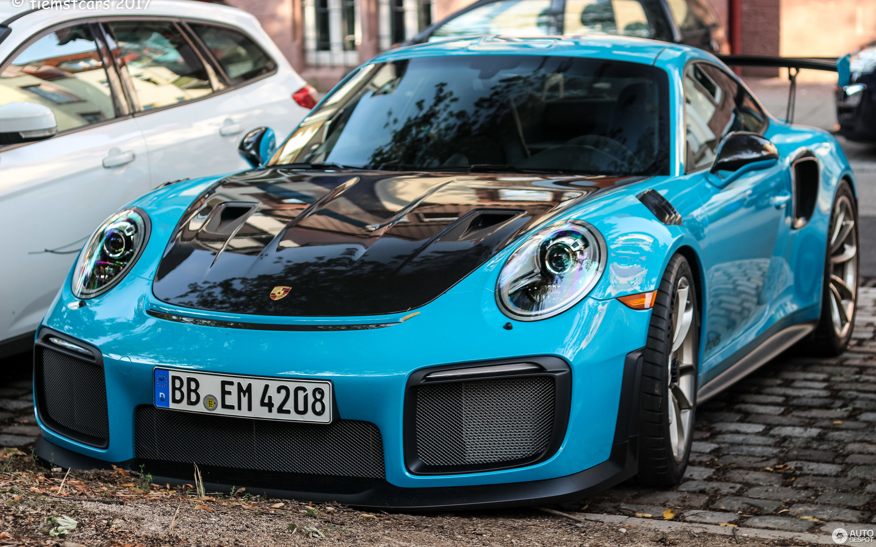 Porsche 991 Gt2 Rs 22 July 2017 Autogespot
