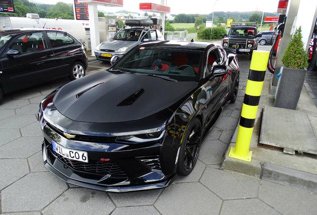 Chevrolet Camaro SS 1LE 2017