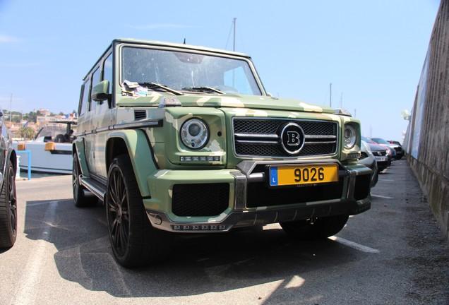 Mercedes-Benz Brabus G 63 AMG B63-620