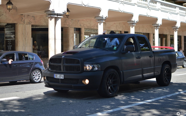 Dodge Ram Srt 10 Quad Cab