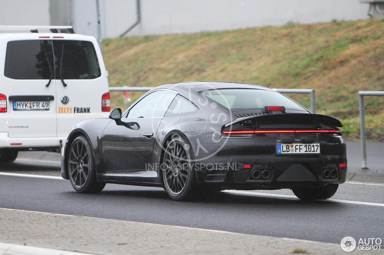 2019 Porsche 911 Turbo S >> Porsche 992 Carrera - 23 July 2017 - Autogespot