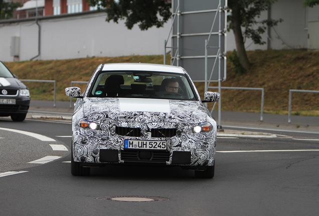 BMW 3 Series G20