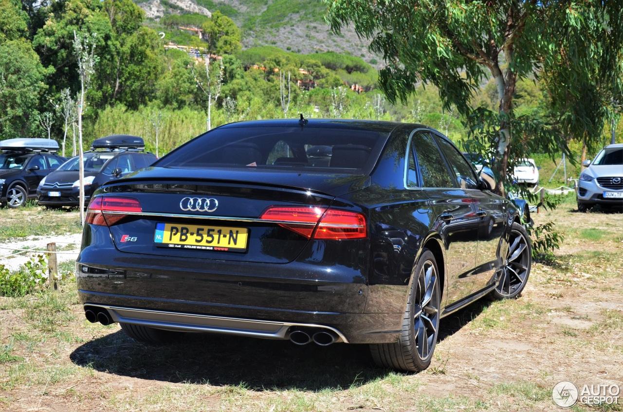 Audi S8 D4 Plus 2016 - 24 juli 2017 - Autogespot