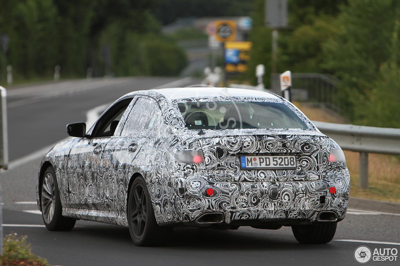 Bmw M340i G20 24 July 2017 Autogespot