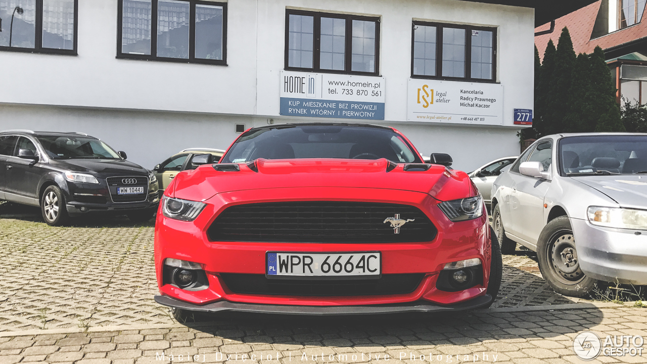 ford mustang gt california special 2016 24 july 2017 autogespot. Black Bedroom Furniture Sets. Home Design Ideas