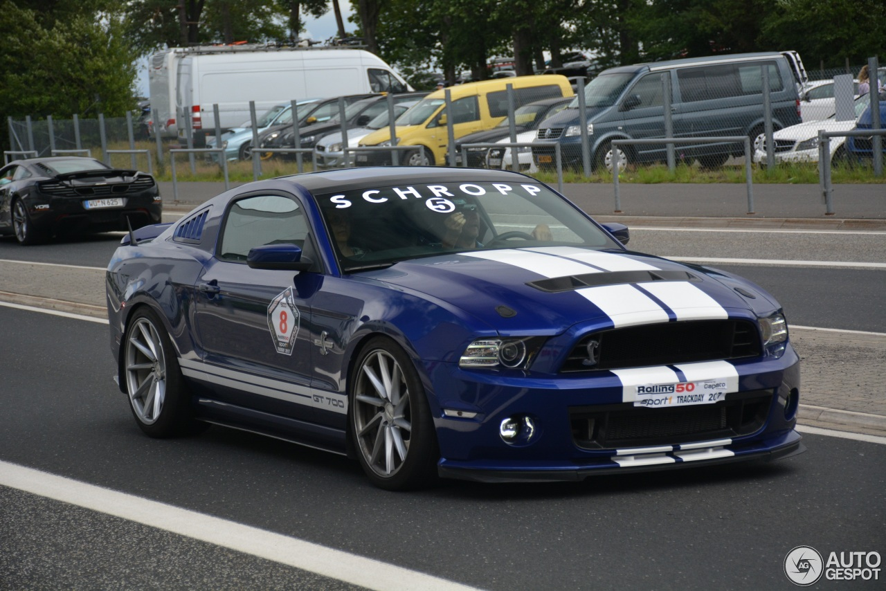 ford mustang shelby gt700 2013 by schropp tuning 24 july. Black Bedroom Furniture Sets. Home Design Ideas