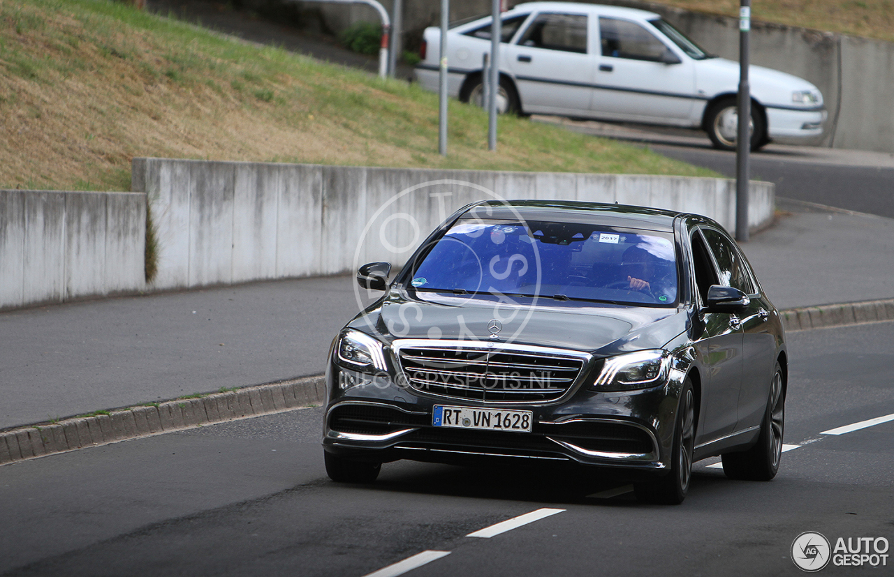 Mercedes maybach s650 2017 24 july 2017 autogespot for Mercedes benz s650
