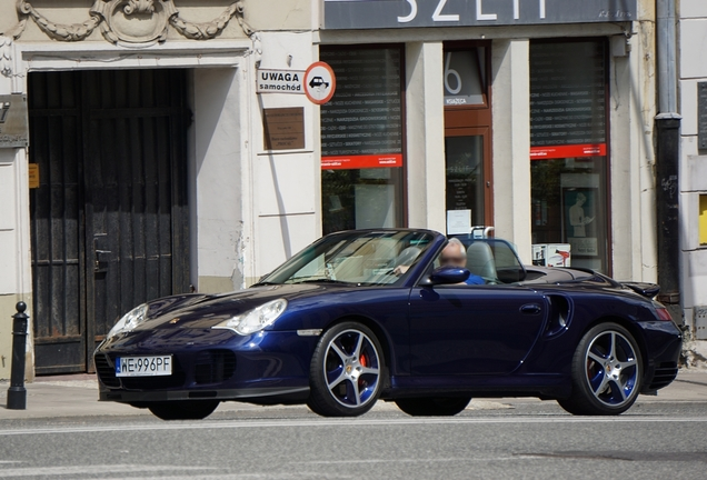 Porsche 996 Turbo Cabriolet