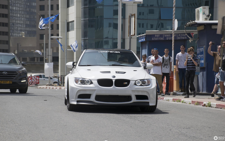 BMW M3 E92 Coupé Vorsteiner GTRS3 Widebody