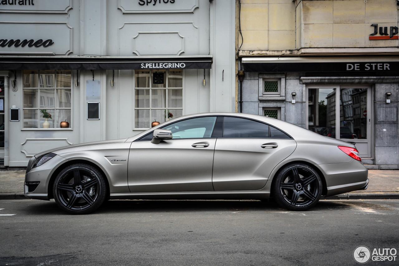 Mercedes benz cls 63 amg c218 26 july 2017 autogespot for 2017 amg cls 63 mercedes benz