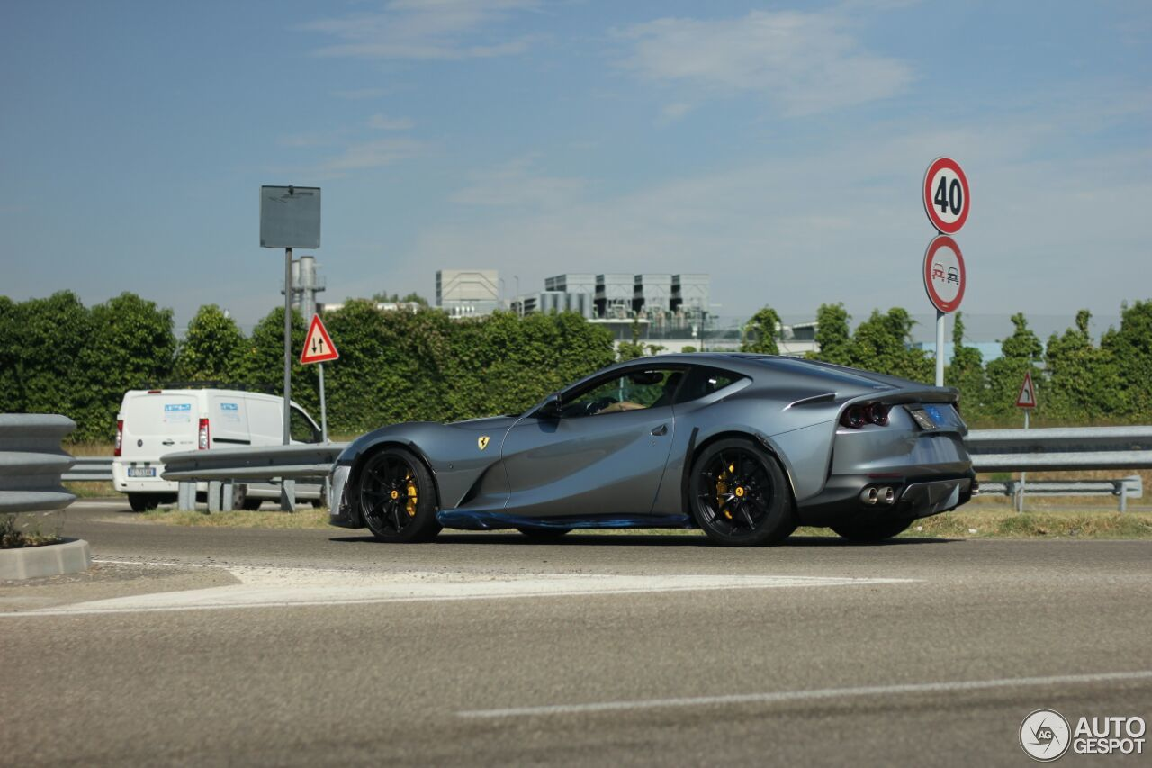 Ferrari 812 Superfast 28 Luglio 2017 Autogespot