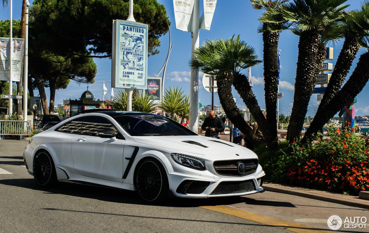 Mercedes benz mansory s 63 amg coup platinum edition 28 for Platinum mercedes benz