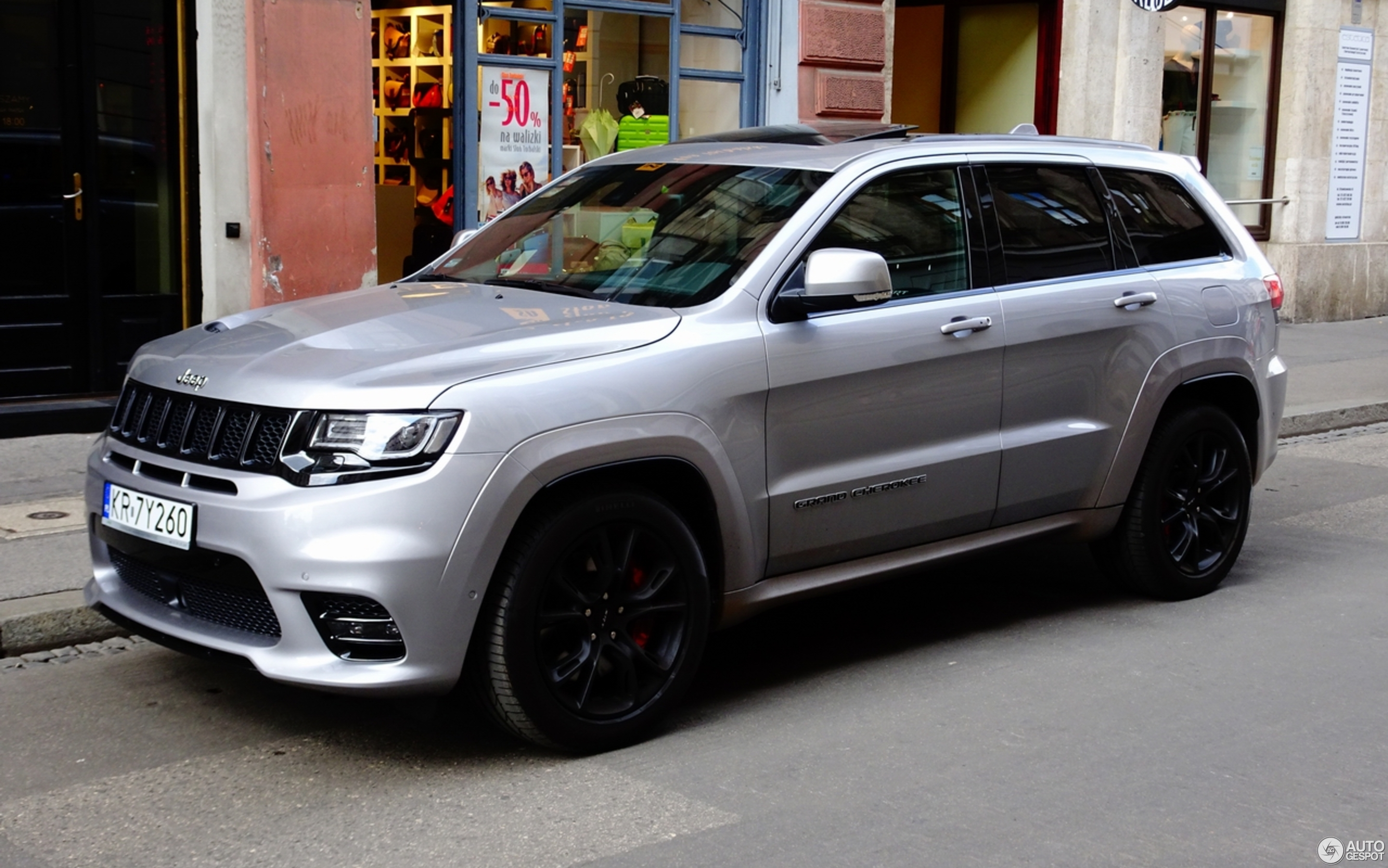 jeep grand cherokee in sprint h to seconds km they time its by affairs name dropped automotive according revisit from srt can a clear level the on