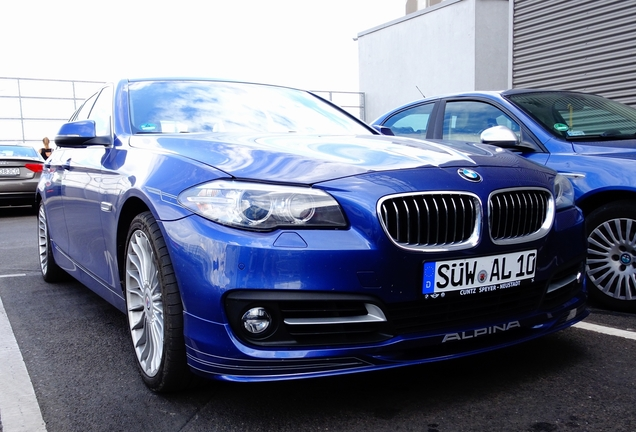 Alpina D5 Biturbo Touring 2014