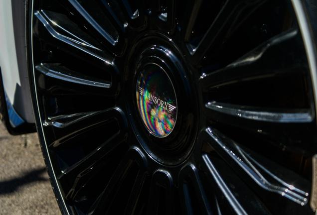 Mercedes-Benz Mansory S 63 AMG Coupé Platinum Edition