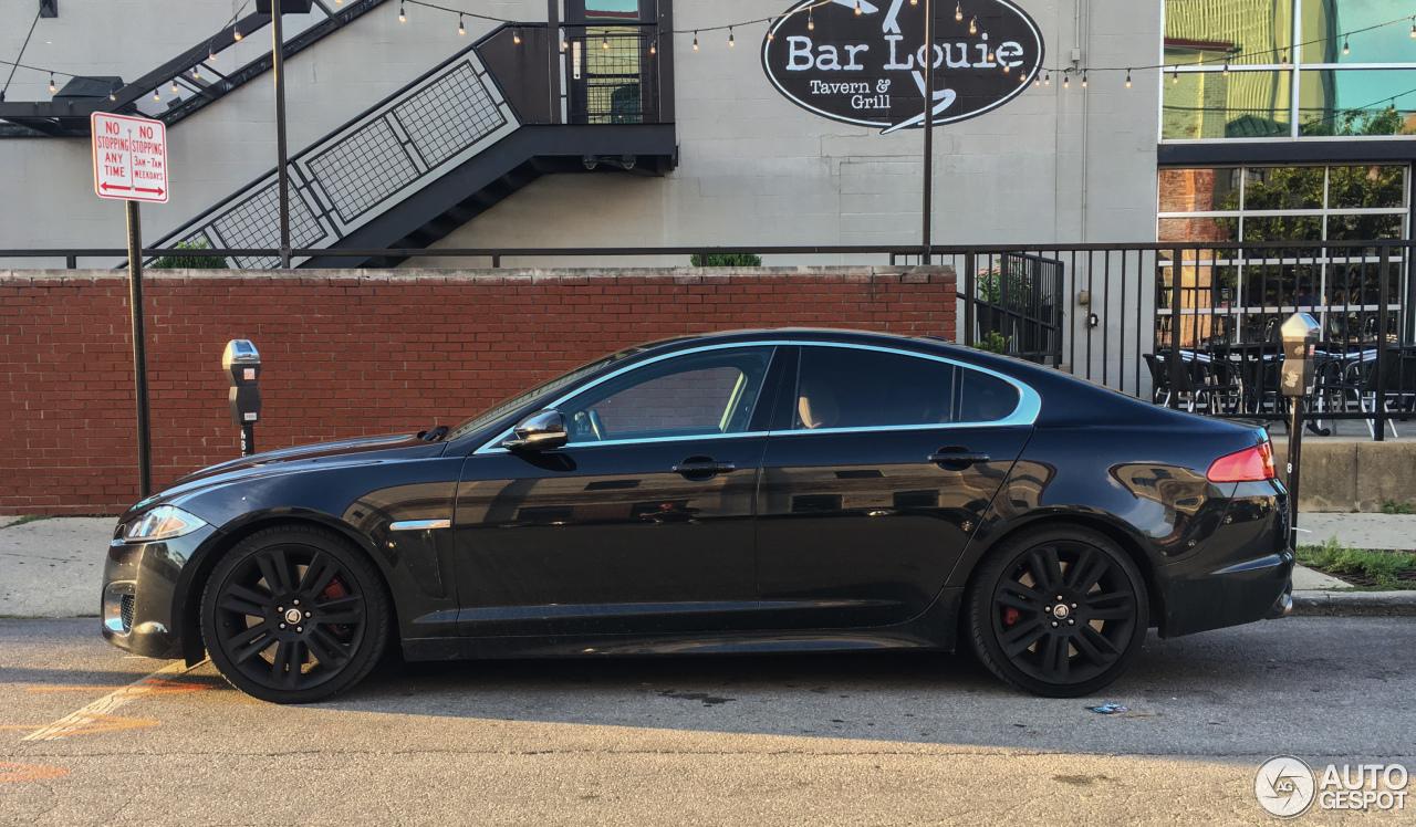 Jaguar XFR 2011 - 29 juli 2017 - Autogespot