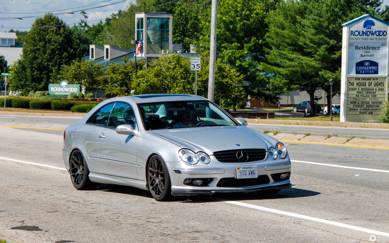Mercedes benz clk 55 amg 29 juillet 2017 autogespot for Mercedes benz clk55 amg